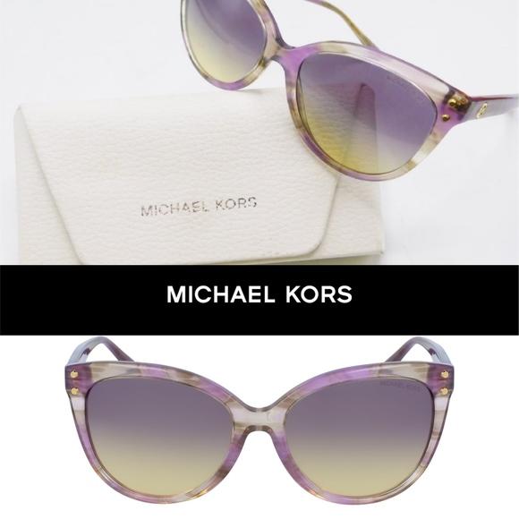 61f5552fc28d MICHAEL KORS Purple Jan MK2045 Sunglasses. M 5bac3dc92e1478c159b0b0d7